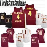 Özel Florida Devlet Seminelleri Koleji Basketbol 4 Patrick Williams 5 Beasley 10 Malik Osborne Pastırma Formaları