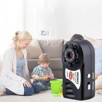 Webcams YMesy Mini Q7 Kamera 480 P WIFI DV DVR Kablosuz IP Cam Video Kamera Kaydedici Kızılötesi Gece Görüş Küçük