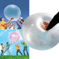 마법의 무기 공기 물 채워진 거품 공을 날려서 아이들을위한 풍선 슈퍼 대형 풍선 장난감 야외 해변 선물 장식