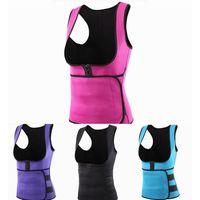 Top Vendeur Taille Cincher Sweat Gilet Entraîneur Tummy Girle Contrôle Corps Body Shaper Bonne article