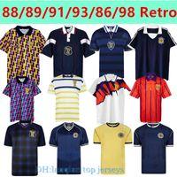 Jersey de football rétro de la Coupe du Monde de 1978 1982 1986 1991 1993 1998 1999 1988 1988 198 91 95 96 98 99 00 Classic Vintage Loisirs Hendry Lambert Football Shirt