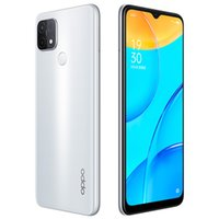 Original Oppo A35 4G Mobile Phone 4GB RAM 64GB 128GB ROM Helio P35 Octa Core Android 6.52 inches Full Screen 13.0MP AI 4230mAh Face ID Fingerprint Smart Cellphone