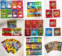 Skittles Gummy Edibles Bags Errlli Ahoy Trips Airhead Oneup Lifsavers Cacau Pouffs Trix Biscuits Plástico Ziplock Mylar Embalagem Saco Doces