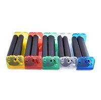 Outros acessórios de fumar Manual Máquina de cigarro Mini 70mm 78mm 110mm Roller Injector ToBacco Rolling Tools BSO0