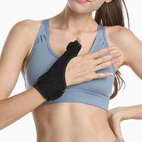 Wrist Support 1Pc Adjustable Thumb Hand Brace Splint Sprain Arthritis Belt Spica Pain Relief For Finger