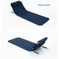 Camp Furniture Beach Chair Detachable Portable Mat Lounger Lawn Ultralight Folding Camping Picnic Fishing Outdoor