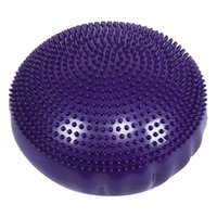 Yoga Mats Soft Board Disc Gym Stability Ball Chair Massage Pad Trainer Fitness