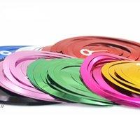 Neue 1Set = 6 stücke Hängende Spirale Banner Ornamente Party Lange Spirale Happy Birthday Swirl Party Home Hängen Balck Weiß Ewf7670