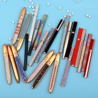2 in 1 Penna per eyeliner in colla per ciglia False Playlash Impermeabile Autoadesivo Autoadesivo Glue-Free Glue Liner Glue Liner Pencil di lunga durata Asciugatura rapida Eyelashes Trucco di estensione
