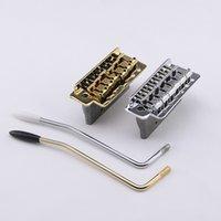 [Made in Corea] 1 Set GuitarFamily Bridge Style Style Guitar Electric Guitar Tremolo (# 1172)