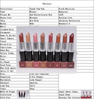 EPACK 84COLORS NUDE SHAUD SHOW RIPHITICK VELVET Teddy Myth Honey Love Amore per favore me opaco rossetto 3g mocha whirt nudo con odore dolce DHL nave