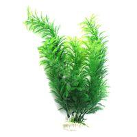 물고기 탱크 장식 녹색 인공 플라스틱 식물 잔디 장식 장식 액세서리 수중 물고기 풍경 장식 식물 1328 T2