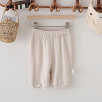 Trousers Melario Autumn Baby Girls Boys Leggings Solid Color Toddler Clothing Korean Style Pants