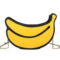 여성 여성용 숄더백 과일 수박 바나나 딸기 레몬 크로스 바디 가방 여성 휴대 전화 패키지 2021