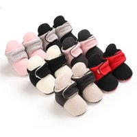 Boots Neonatal Comfortable Soft Cotton Cloth To Keep Warm In Winter Leisure Baby 0 18 Months The First Toddler Shoes