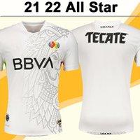 22 22 22 멕시코 리그 모두 축구 유니폼 Tijuana Club America Chivas Tigres G.Rodriguez O.Peralta R.Martinez P.Aguilar Football Shirt