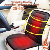 Car Seat Covers Electric Heating Cushion Pad Automobiles Interior Decorating Accessories Cardriver Cover Heater Warmer For Winter