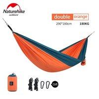 Naturhike Ultraleichth Hängematte 1-2 Personen im Freien Camping Jagd Portable Swings Hängende Baum NH17D012 Zelte und Unterstände