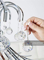 Factory Christmas Decorations Crystalsuncatcher Clear Crystal Ball Prism Suncatcher Rainbow Pendants Maker Hanging Crystals Prisms for Windows,Car,20mm