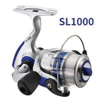 12BB + 1 bolas de rodamiento Bolas de rodamiento Reel de pesca SL1000-7000 Bobina de metal carretes de spin Boat Rock Wheel Rueda Herramientas al aire libre