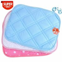 Pet Dog Letto Refrigeratore Mat Cuscino Pet Cooling Pad Cuscino Estate Cooling Letto Stuoia Soft Cool Dog House Kennel Cooling Mat per gatto # xw5k