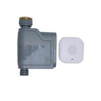 Smart Water Valve, Sprinkler Hose timer with Rain Delay,Programmable Irrigation system Automatic and Manual Watering for Garden, Lawn