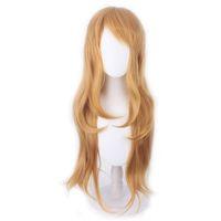 Sword Art Online Yuuki Asunawig Cosplay Costume Sao Yuki Asuna Women Long Hair Halloween Party Anime Costume Role Play Wigs
