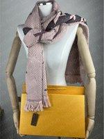 Верхний бренд дизайнерский шарф оптом грубые вязаные женские шарфы теплые шаль 100% шерстяные мужские шарфы