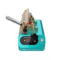 Juego de herramientas eléctricas Uyue 948 MAX-III 3 en 1 Máquina separadora Pantalla táctil LCD Separación de herramientas de separación de limpieza de la reparación de 7 pulgadas