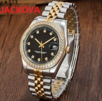 Lovers Designer Watch Sapphire glass 5 ATM Fully automatic mechanical movement Top 316 stainless steel Mineral super strong mirror women men wristwatch