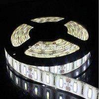 Fanlive 50m / lot SMD 5630 LED قطاع أضواء مرنة ضوء العاصمة 12 فولت 24 فولت ماء فوتا الشريط الثنائيات عيد الميلاد lampada الدافئة شرائط بيضاء