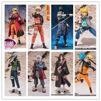 SHF Hände auf Naruto Sasuke Kakasiyu Zhibo Wieel Watergate Modell Spielzeug