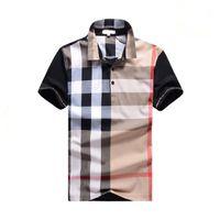 Diseñadores de lujo para hombre camiseta camiseta Drees Hip Hop Forme carta de impresión de manga corta de alta calidad y solución de polo para mujer M-3XL # 01