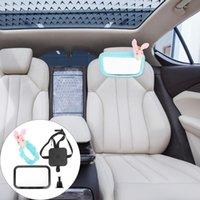 Cámaras de visión trasera Cámaras Sensores de estacionamiento 1pc Rotatable Bebé Retrovisor Espejo profesional Backseat