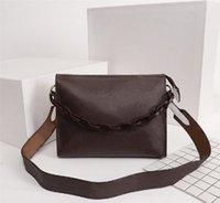 جديد سوبر شعبية المفضلة الفاخرة مصمم جلد طبيعي حقيبة يد الأزياء حقيبة الكتف السيدات مخلب 5 معظم الألوان التمويه 67692