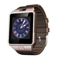 DZ09 Bluetooth smart watch IP68 waterproof sleep heart rate monitoring tracker smart clock men and women clock wristband