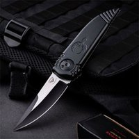 Folding Phoenix Parallel Tactical Knife 9cr13 Shap Blade Aluminum Handle Outdoor Hunting Camping EDC Pocket Tool Gift For Men