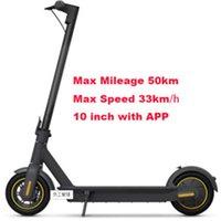 [EU NO steuer] Faltbare Smart Scooter Skateboard 45-50km starker Reichweite 36V 12.5ah HT-T4 max 10 Zoll HT-T4 Elektroroller 8,5 Zoll