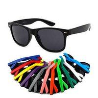 مخصص رخيصة ترقية أزياء oem طباعة uv400 wholale حمامة الشمس الزجاج pc البلاستيك مكبرة