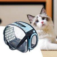 Kattendragers, kratten huizen hondendrager tas comfortabel geventileerd Eva dubbelzijdig toegang huisdier voor kleine tassen buiten reizen