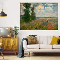 Paisagem enorme pintura a óleo sobre canvas home decor handcrafts / hd impressão de papel de parede personalização é aceitável 21061236