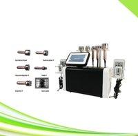 6 in 1 salon spa ultrasonic cavitation slimming lipolaser cavitation lipo laser machines
