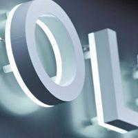 LED-Signage-Kanal-Buchstabe Handcraft-Backlit-Buchstaben Metall schwarze Farbe Wandbuchstaben LED Beschilderung Kabinettzeichen