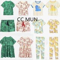 Mr Spring And Summer Childrens T Shirt Shorts Dress Set Boys Girls Manyinma Short Sleeve Pants Home