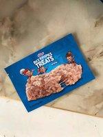 Riz comestible Krispies Paquet Mylar Sacs Souts Treats Sour Emballage Emballage Vape Sain Odeur Full Coloration Imprimé Poly Reversable Myla Emballé