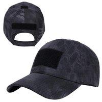 Cappello sportivo tattico cappello tattico militare esercito all'aperto nero multicam cp camo cappelli da ciclismo caccia escursionismo snapback berretti da baseball