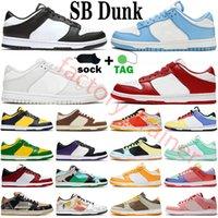 2021 أعلى جودة SB Dunk رجل احذية الجري مكتنزة Dunky سيلادون فوتون الغبار أسود أبيض منخفض الغروب نبض مترب ساحل الزيتون الأخضر الوهج المدربين مصمم أحذية رياضية