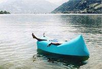 Outdoor Pads Portable Camp Mattress Inflatable Sofa Folding Chair Air Bed Grassland Lounger Beach Recliner Sleeping Bag Waterproof Float Mat