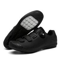 Radfahren Schuhe Männer Schuhe Fast Spinning Rennrad Triathlon Frauen Selbsthemmung SPD Cleats Fahrrad Reiten Sneaker 37-46