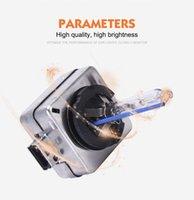 Winsun HID Xenon Kit Bulb D1S D2S D3S D4S D1R D2R D3R D4R per lampada del faro dell'auto con staffa metallica Proteggi 2 pezzi 12V 35W